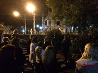 Women in Tourism - North - Ghost Tour though Launceston