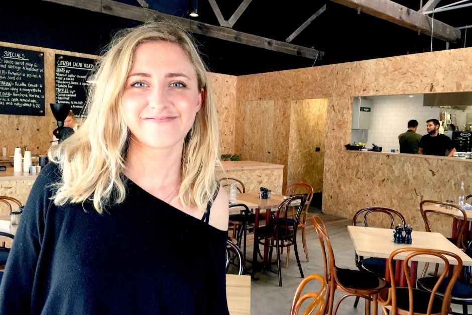 Emily Briffa, Hamlet Cafe