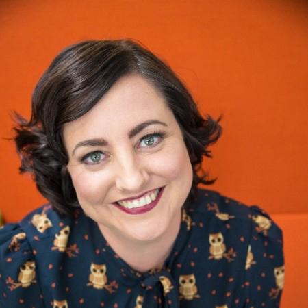 Sarah Renner, panel member of the WITH Tas 2018 Leaders Breakfast