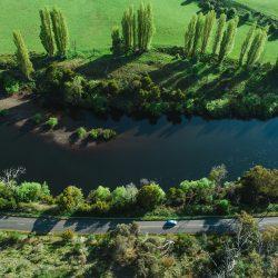 River Derwent, New Norfolk - Stu Gibson